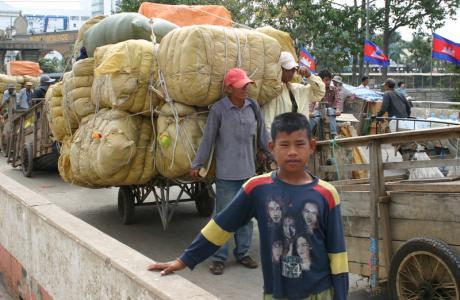 граница Таиланд-Камбоджа
